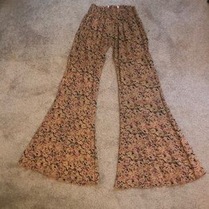 Anthropologie Bell Bottoms